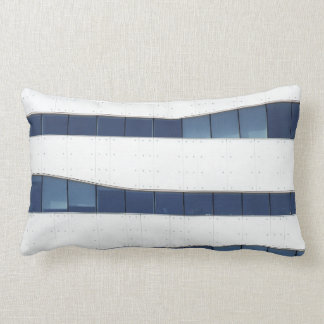 Copie moderne de photo de coussin d'architecture