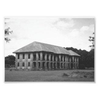 Copie vintage de photo de Chambre