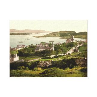 Copie vintage du Donegal Irlande du comté de Toiles