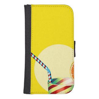 Coque Avec Portefeuille Pour Galaxy S4 mode de vie