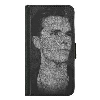 Coque Avec Portefeuille Pour Galaxy S5 Kaleo - ne peut pas continuer sans vous