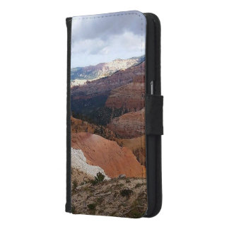 Coque Avec Portefeuille Pour Galaxy S6 Cas de Samsung