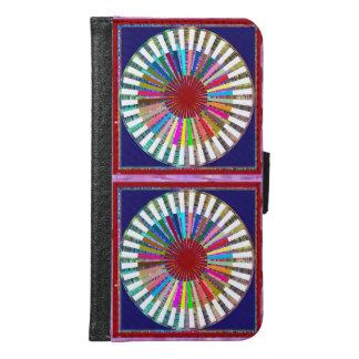 Coque Avec Portefeuille Pour Galaxy S6 Galaxie Samsung d'Iphone de MODÈLE de