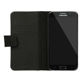 Coque Avec Portefeuille Pour Galaxy S6 Iphone de cas de téléphone