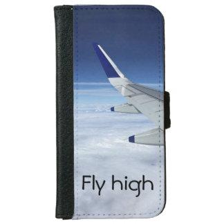 Coque Avec Portefeuille Pour iPhone 6 Cas de l'iPhone 6/6s de transports aériens