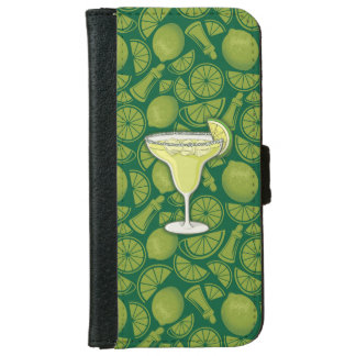 Coque Avec Portefeuille Pour iPhone 6 Margarita