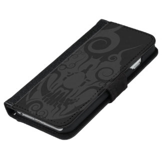 Coque Avec Portefeuille Pour iPhone 6 Poetry Of Silence
