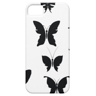Coque Barely There iPhone 5 51Butterflies
