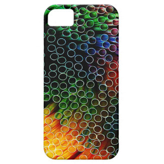 Coque Barely There iPhone 5 Arc-en-ciel en plastique