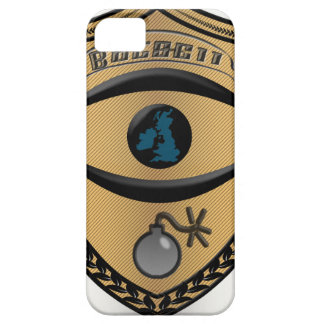 Coque Barely There iPhone 5 bats611-Logo-flat