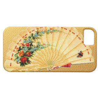 Coque Barely There iPhone 5 Cadeau victorien vintage de bâillon de bouffée de