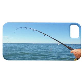 Coque Barely There iPhone 5 Cas de l'iPhone 5 de pêche