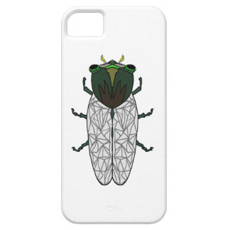 Coque Barely There iPhone 5 Cigale mignonne