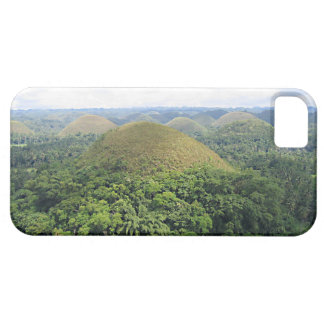 Coque Barely There iPhone 5 Collines de chocolat, Bohol, Philippines