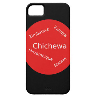 Coque Barely There iPhone 5 Conception de langue de Chichewa