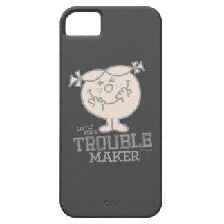Coque Barely There iPhone 5 Fabricant de problème