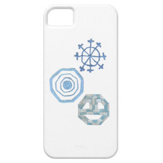 Coque Barely There iPhone 5 Flocon de neige spécial IPhone 5/5 cas