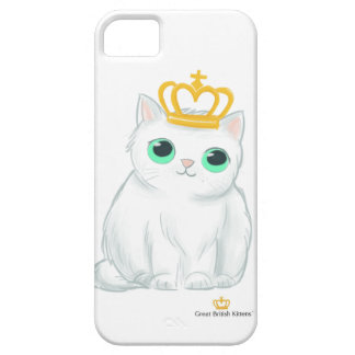 Coque Barely There iPhone 5 Grands chatons britanniques - iPhone/coque ipad de