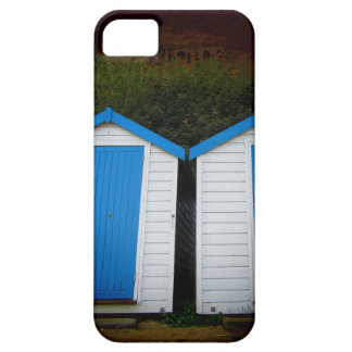 Coque Barely There iPhone 5 Huttes de plage