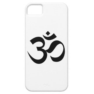 Coque Barely There iPhone 5 Incantation sacrée de symbole de religion de