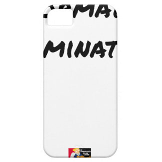 Coque Barely There iPhone 5 INFORMATION NOMINATIVE - Jeux de mots