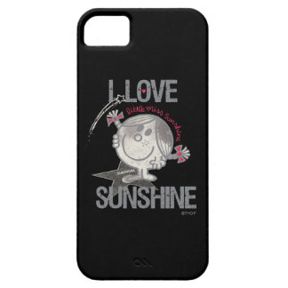 Coque Barely There iPhone 5 J'aime petite Mlle Sunshine