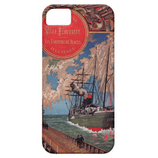Coque Barely There iPhone 5 Jules Verne 1898