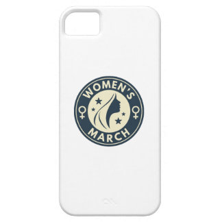 Coque Barely There iPhone 5 Mars des femmes