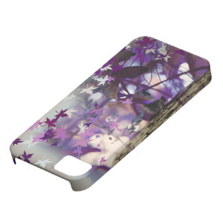 Coque Barely There iPhone 5 Nature pourpre