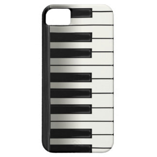Coque Barely There iPhone 5 Piano