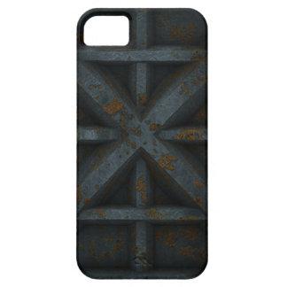 Coque Barely There iPhone 5 Récipient rouillé - noir -