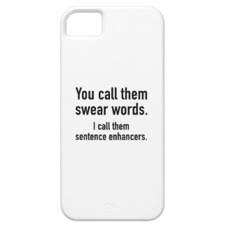 Coque Barely There iPhone 5 Renforceurs de phrase