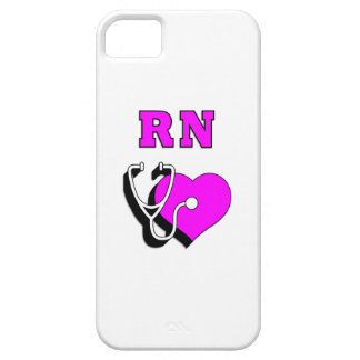 Coque Barely There iPhone 5 Soin infirmier de RN