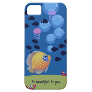 Coque Barely There iPhone 5 Soyez beau soit vous