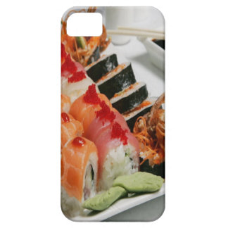 Coque Barely There iPhone 5 Sushi et Californie saumonés Rolls