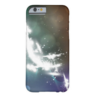 Coque Barely There iPhone 6 abstraction de l'espace