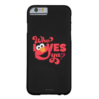 Coque Barely There iPhone 6 Amour Elmo