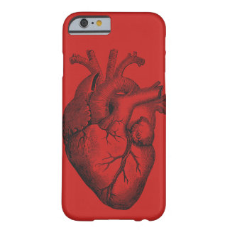 Coque Barely There iPhone 6 Anatomie - coeur