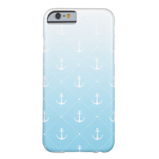 Coque Barely There iPhone 6 Ancre
