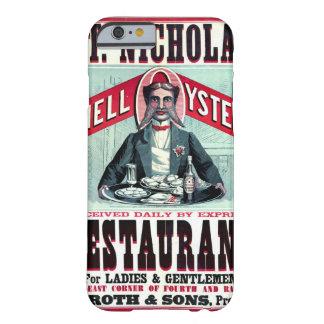 Coque Barely There iPhone 6 Annonce 1873 de restaurant de Cincinnati
