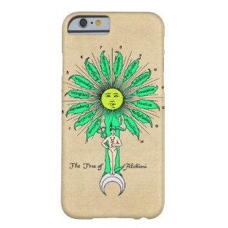 Coque Barely There iPhone 6 Arbre de Hermes de l'alchimie