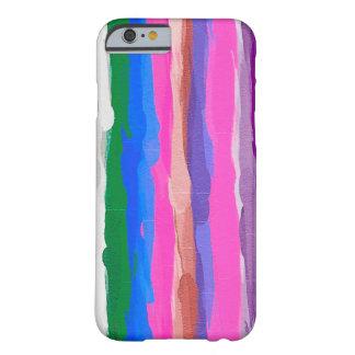 Coque Barely There iPhone 6 Arrière - plan abstrait #10 de pastel