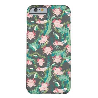 Coque Barely There iPhone 6 Axolotl de bébé