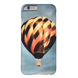 Coque Barely There iPhone 6 Ballon à air chaud, métier d'air, ballon