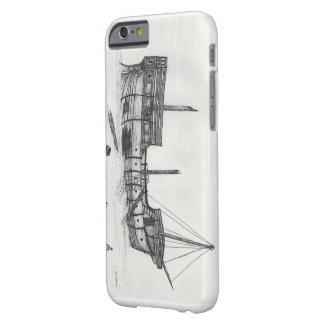 Coque Barely There iPhone 6 Bateau détruit