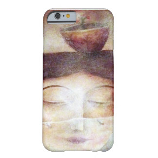 Coque Barely There iPhone 6 beauté somnolente 1