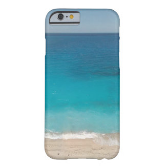 Coque Barely There iPhone 6 Belle plage exotique