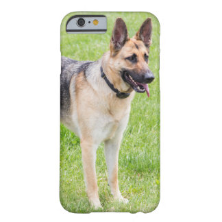 Coque Barely There iPhone 6 Berger allemand heureux