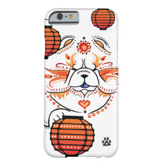 Coque Barely There iPhone 6 BINDI MI TANG - chow-chow - cas 6/6S d'Iphone