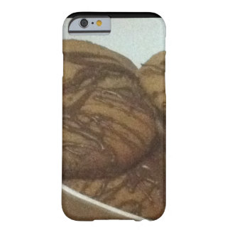 Coque Barely There iPhone 6 Biscuits de beurre d'arachide